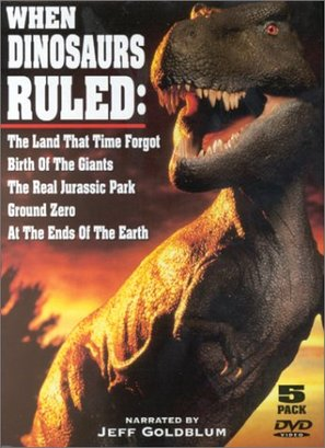 """When Dinosaurs Ruled"" - Movie Cover (thumbnail)"