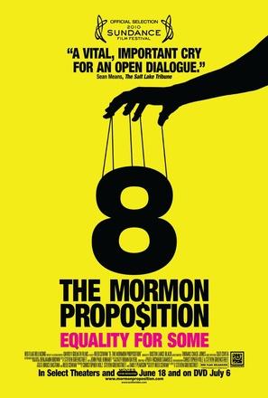 8: The Mormon Proposition - Movie Poster (thumbnail)