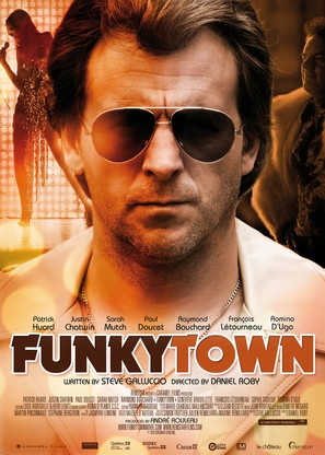 Funkytown - Canadian Movie Poster (thumbnail)