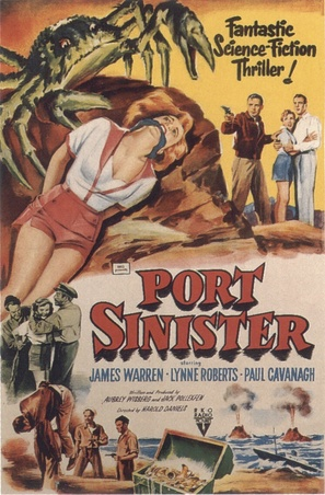 Port Sinister - Movie Poster (thumbnail)