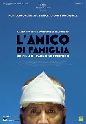 L'amico di famiglia - Italian Movie Poster (thumbnail)