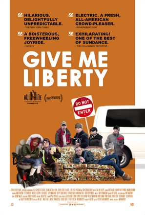 Give Me Liberty - Movie Poster (thumbnail)