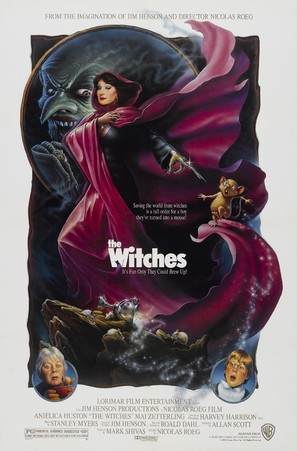 The Witches - Movie Poster (thumbnail)