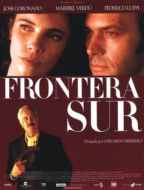 Frontera Sur - Spanish poster (thumbnail)