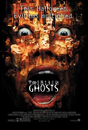 Thir13en Ghosts - Movie Poster (thumbnail)