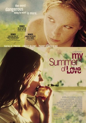 My Summer of Love - Movie Poster (thumbnail)
