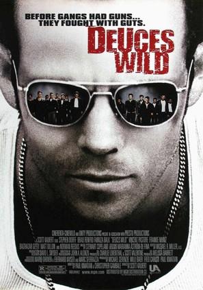 Deuces Wild - Movie Poster (thumbnail)