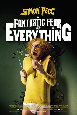 A Fantastic Fear of Everything - British Movie Poster (thumbnail)