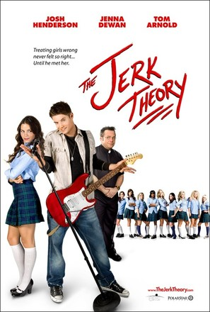 The Jerk Theory - Movie Poster (thumbnail)