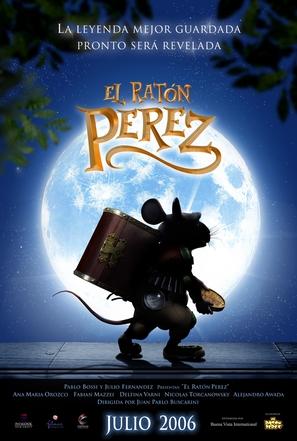 El ratón Pérez - Argentinian Movie Poster (thumbnail)