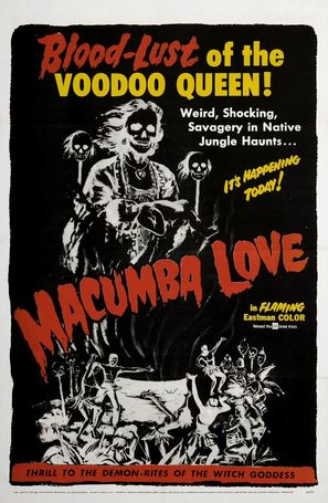 Macumba Love - Movie Poster (thumbnail)