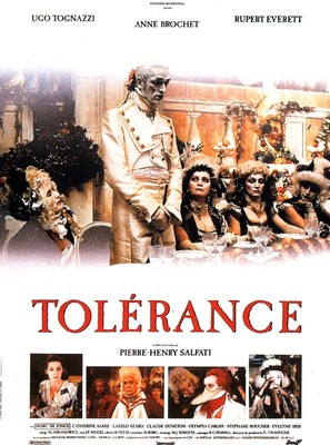 Tolérance - French Movie Poster (thumbnail)