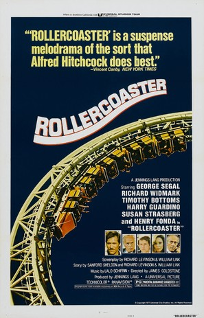Rollercoaster - Movie Poster (thumbnail)