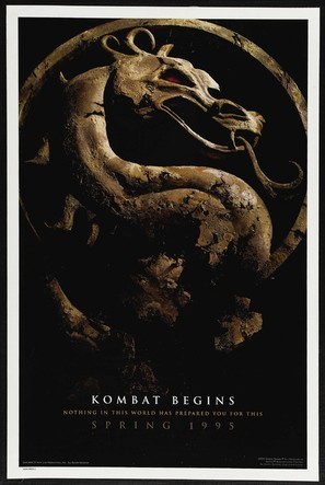 Mortal Kombat - Teaser poster (thumbnail)