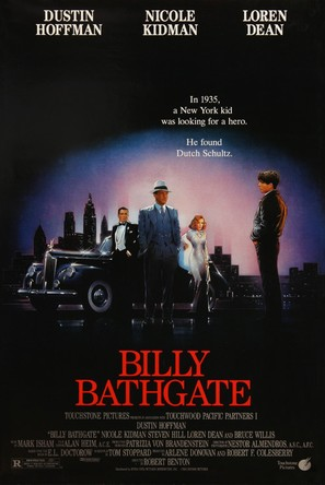Billy Bathgate - Movie Poster (thumbnail)