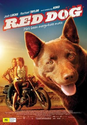 Red Dog - Australian Movie Poster (thumbnail)