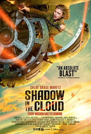 Shadow in the Cloud - Movie Poster (thumbnail)