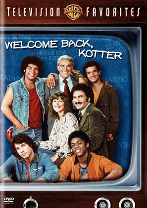 """""""Welcome Back, Kotter"""" - Movie Cover (thumbnail)"""