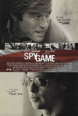 Spy Game - Movie Poster (thumbnail)