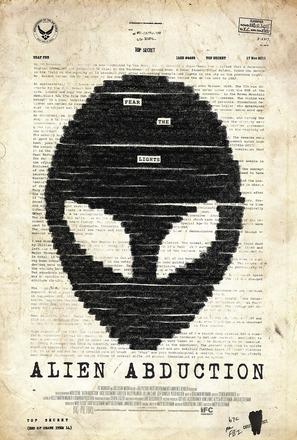 Alien Abduction - Movie Poster (thumbnail)