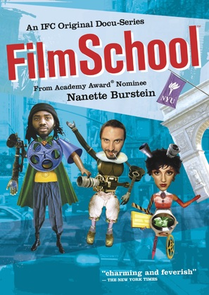 """Film School"" - Movie Cover (thumbnail)"