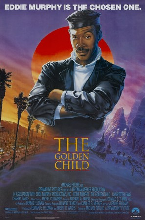 The Golden Child - Theatrical poster (thumbnail)