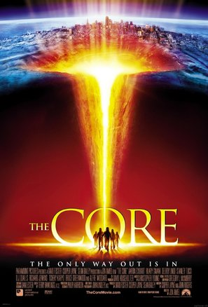 The Core - Movie Poster (thumbnail)
