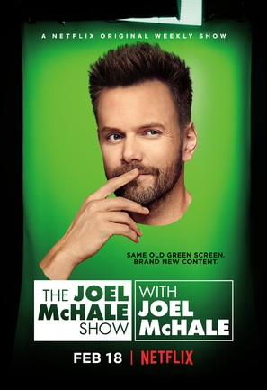"""The Joel McHale Show"""