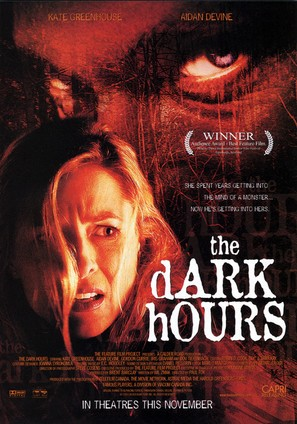 The Dark Hours - Canadian Movie Poster (thumbnail)