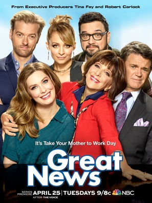 """Great News"" - Movie Poster (thumbnail)"