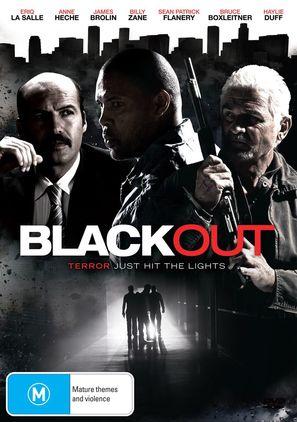"""Blackout"" - Australian DVD cover (thumbnail)"