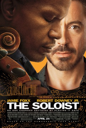 The Soloist - Movie Poster (thumbnail)