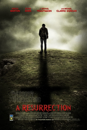 A Resurrection - Movie Poster (thumbnail)