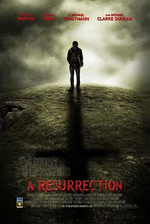 A Resurrection - Movie Poster (thumbnail)