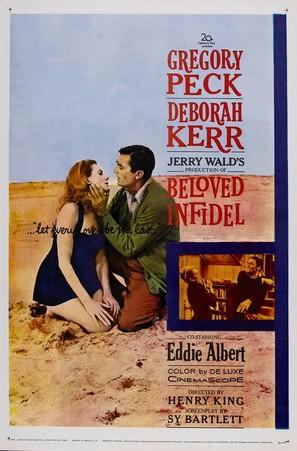 Beloved Infidel - Movie Poster (thumbnail)