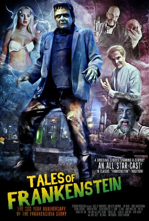 Tales of Frankenstein - Movie Poster (thumbnail)