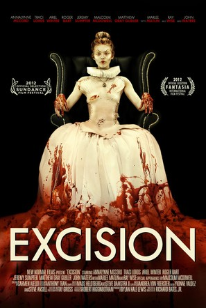 Excision - Movie Poster (thumbnail)