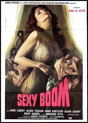 La kermesse érotique - Italian Movie Poster (thumbnail)