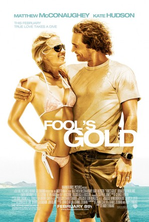 Fool's Gold - Movie Poster (thumbnail)