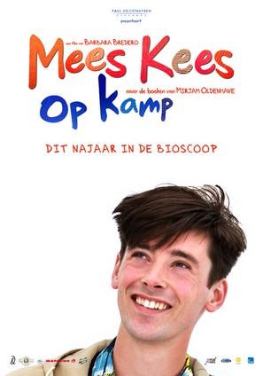 Mees Kees op kamp - Dutch Movie Poster (thumbnail)