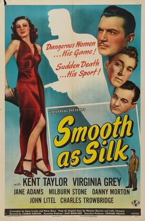 Smooth as Silk - Movie Poster (thumbnail)