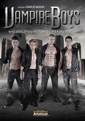 Vampire Boys - DVD cover (thumbnail)