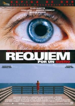 Requiem for a Dream - Spanish Movie Poster (thumbnail)