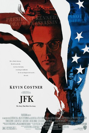 JFK - Movie Poster (thumbnail)
