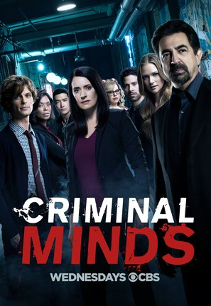 """Criminal Minds"" - Movie Poster (thumbnail)"