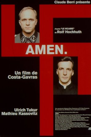 Amen. - French Movie Poster (thumbnail)