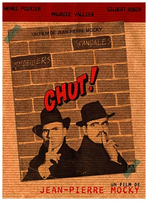 Chut! - French Movie Poster (thumbnail)