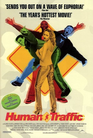 Human Traffic - Movie Poster (thumbnail)