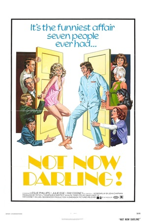 Not Now Darling - Movie Poster (thumbnail)