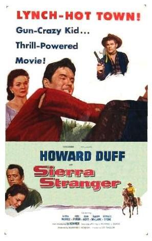Sierra Stranger - Movie Poster (thumbnail)